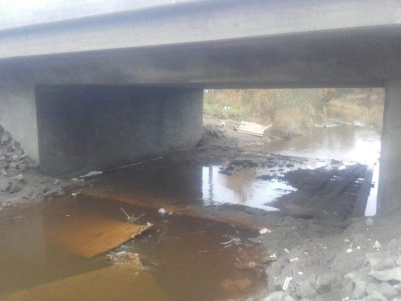 Ruiskubetonointi, ketunjoen silta